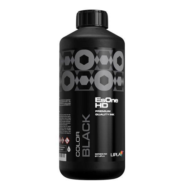 УФ чернила LIPLA EsOne HD Black (чёрный)