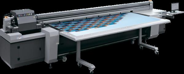 Гибридный УФ принтер HandTop HT3200UV