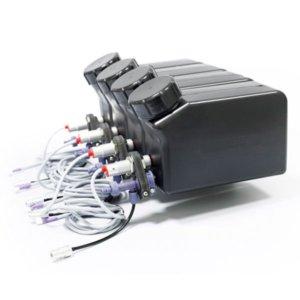 СНПЧ CMYK для УФ принтеров: HP, осе arizona (canon) и других УФ принтеров на чернилах LIPLA