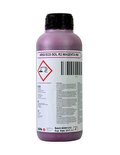 Экосольвентные чернила для широкоформатной печати AGFA grafics