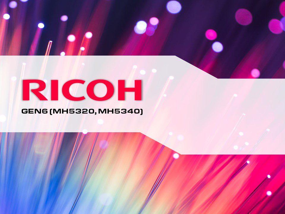 GEN 6 (MH5320, MH5340)