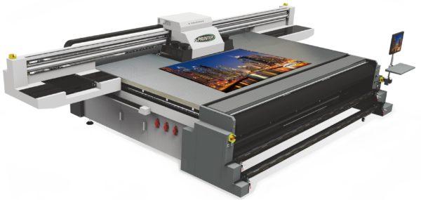 Гибридный УФ принтер Sprinter TC-FR 3218 на печатных головах RICOH GEN6