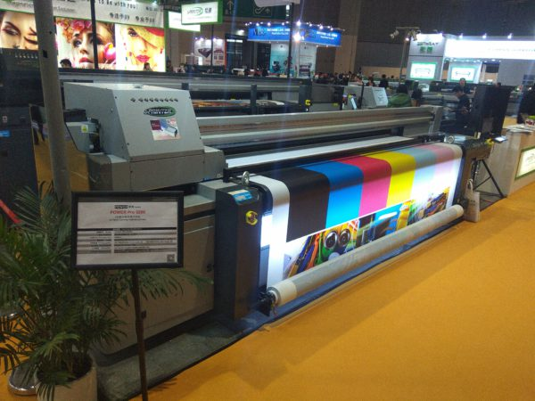 Внешний виз китайского УФ-принтера Sprinter