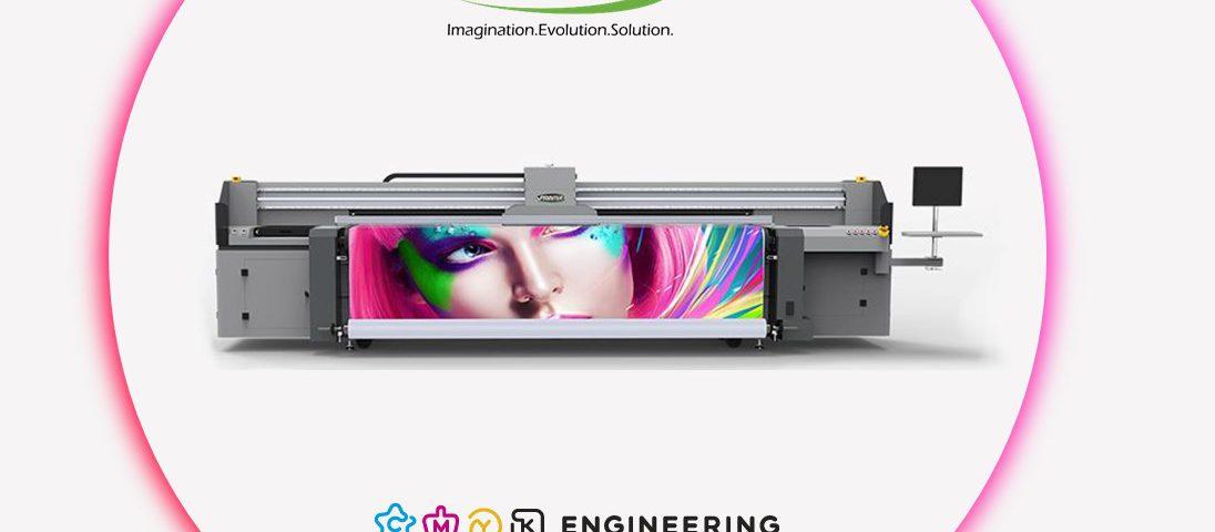Гибридный УФ-принтер Sprinter Power Pro 5000