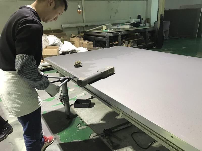 Производства планшетного уф принтера Sprinter