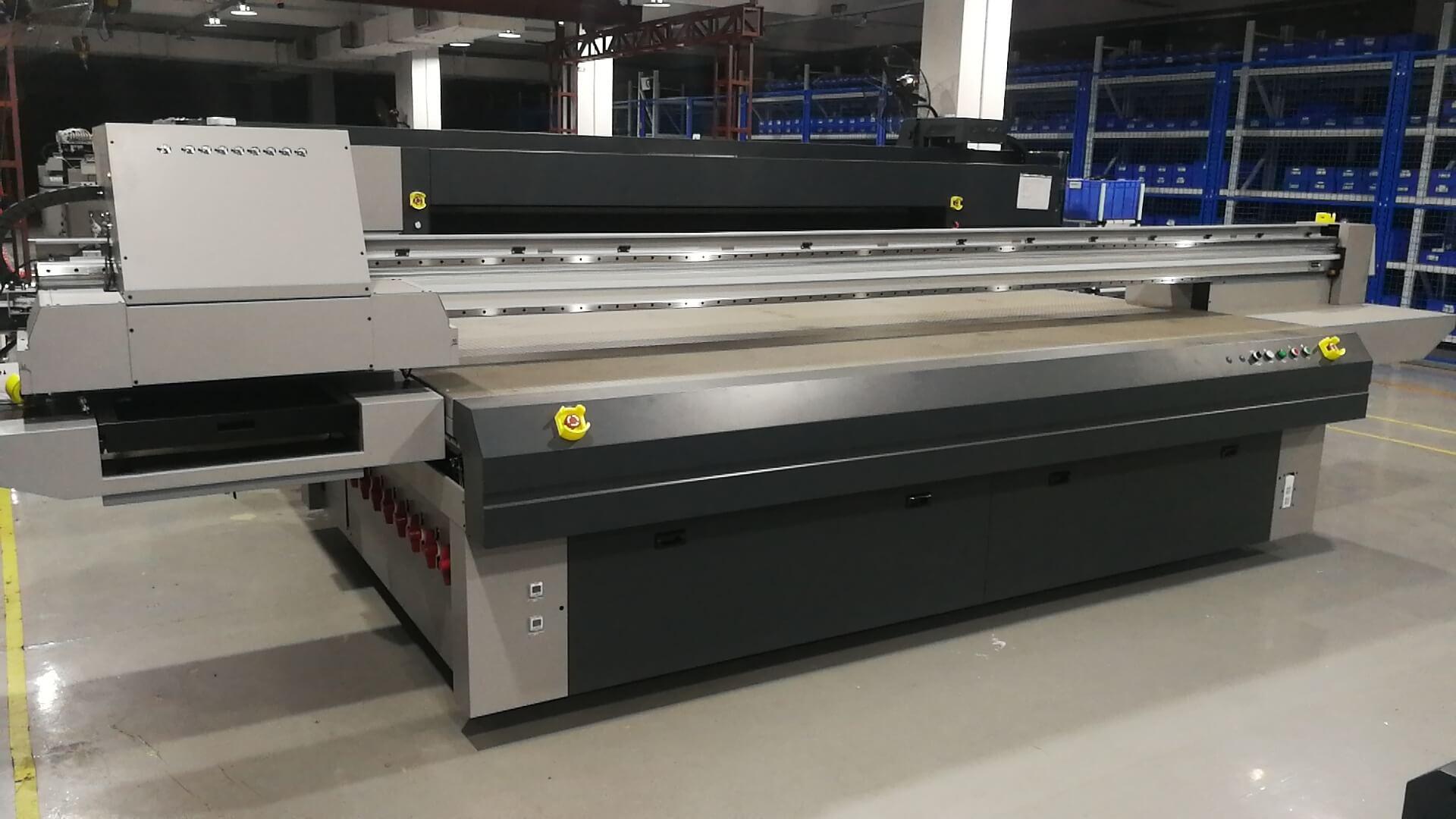 Планшетный УФ-принтер Sprinter FR3221