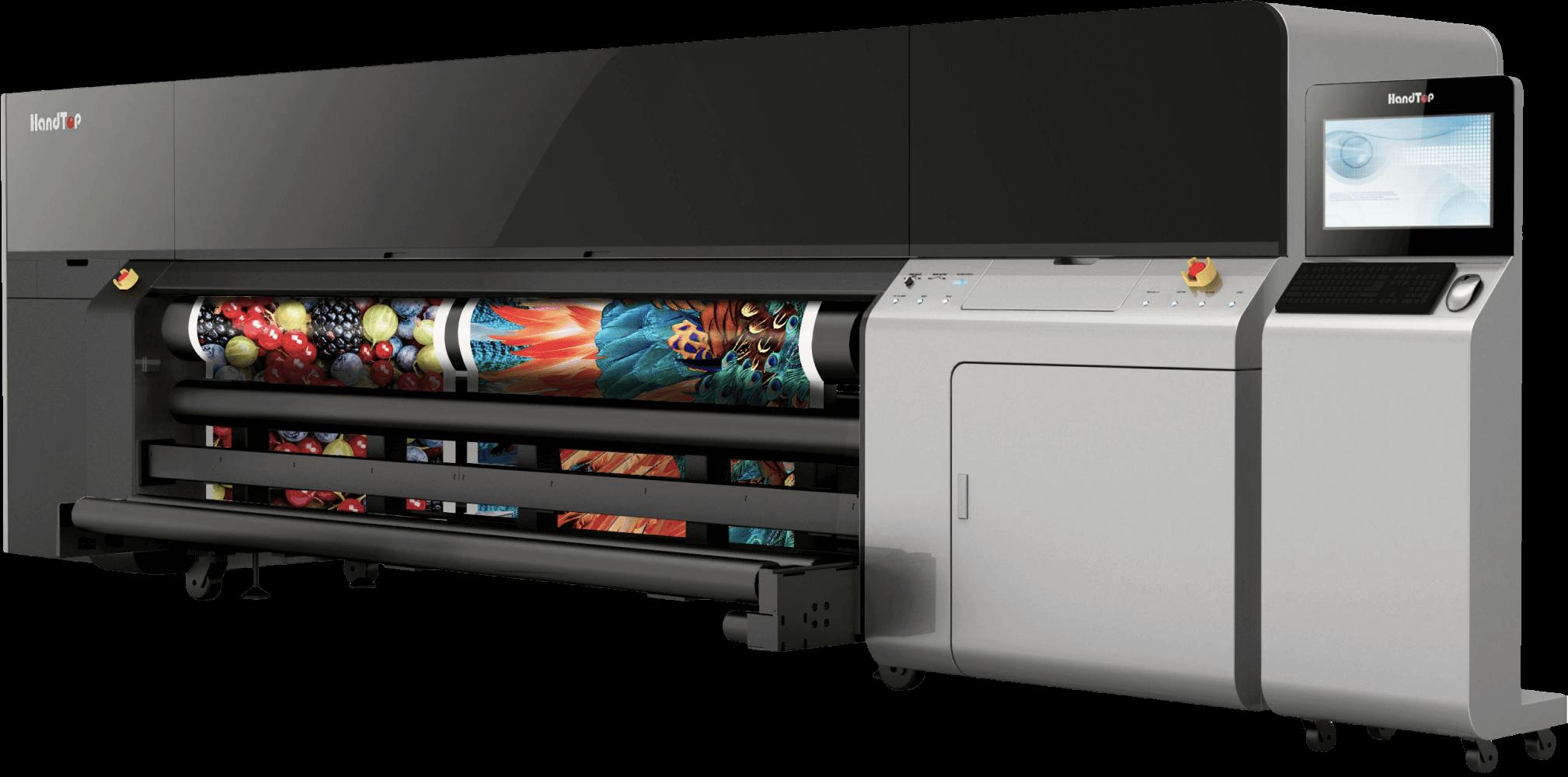 Рулонный УФ принтер HandTop HTH3200UV-Turbo